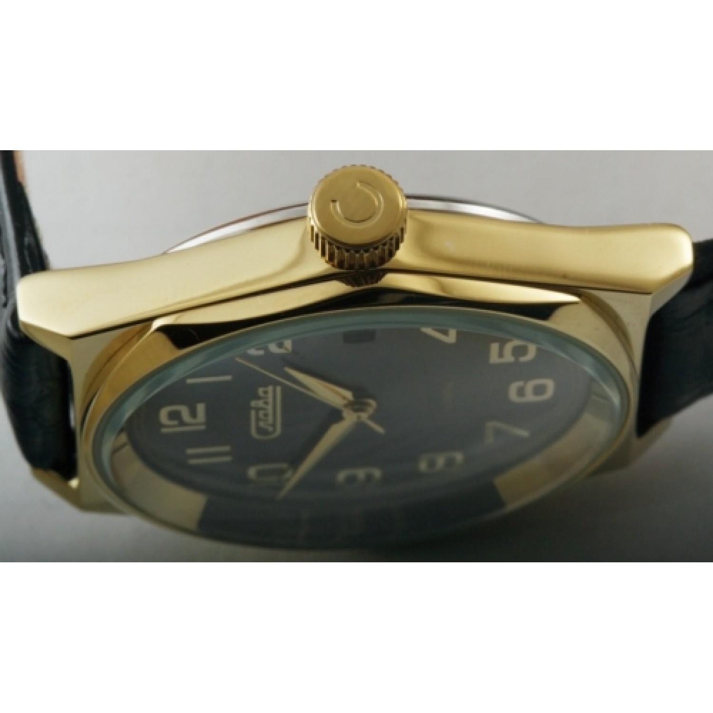 2039441/300-2414 российские мужские механические наручные часы Слава