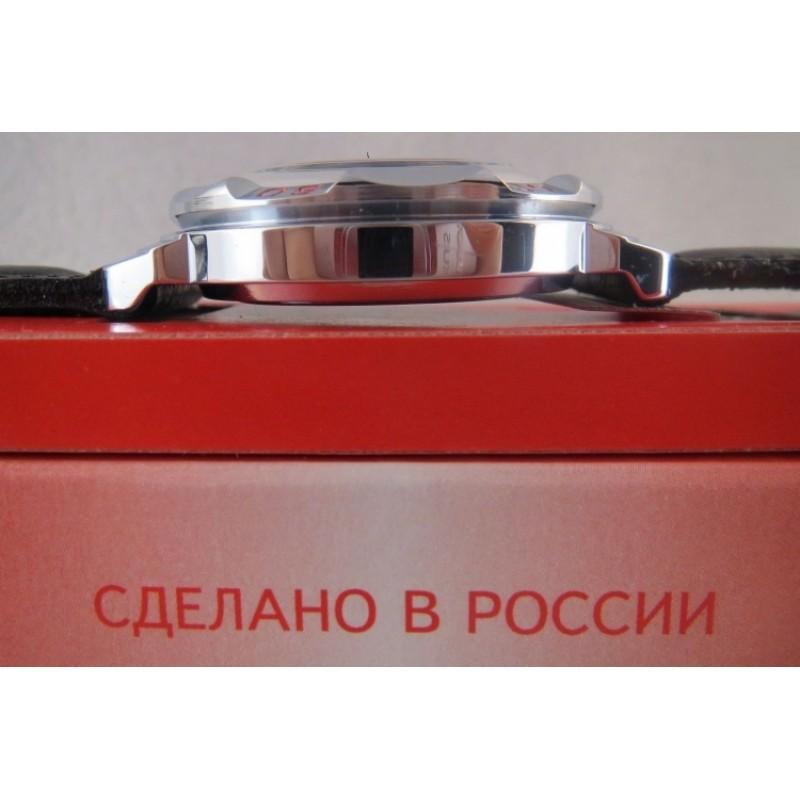 """431055/2414 российские военные механические наручные часы Восток """"Командирские"""" для мужчин  431055/2414"""
