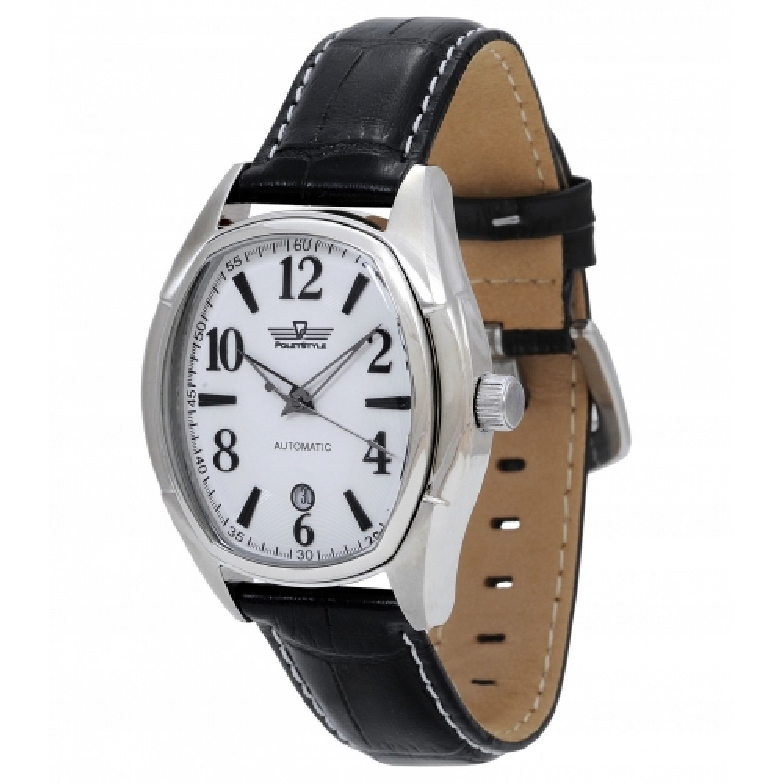 8215/9111196 российские механические наручные часы Полёт-Стиль для мужчин  8215/9111196