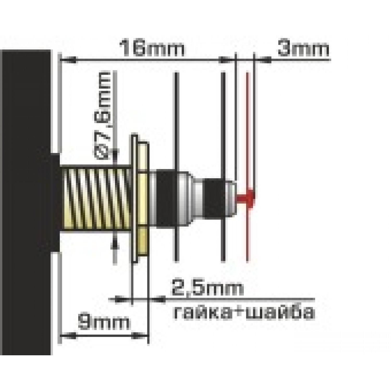КД16-0114 Комплект Гранд Тайм с кварцевым механизмом дискретного хода