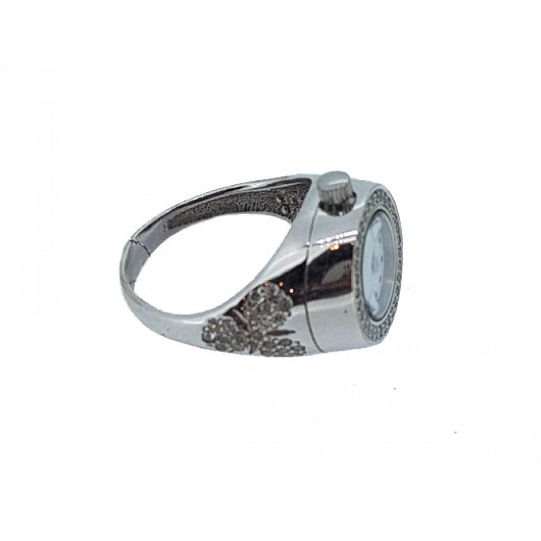 40306-4 российские серебрянные женские кварцевые часы Platinor