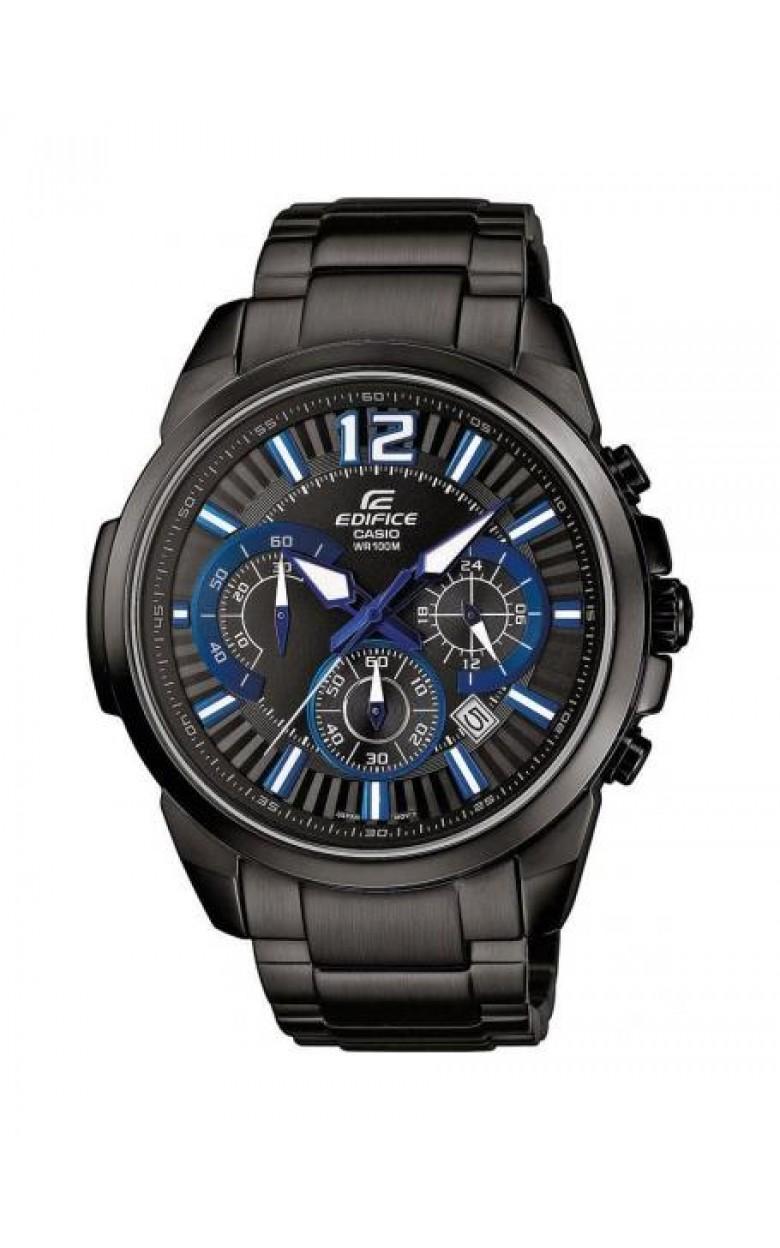EFR-535BK-1A2 японские мужские кварцевые часы Casio
