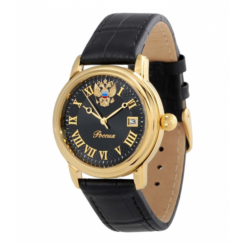 2315/4326243П российские мужские кварцевые часы Полёт-Стиль  2315/4326243П