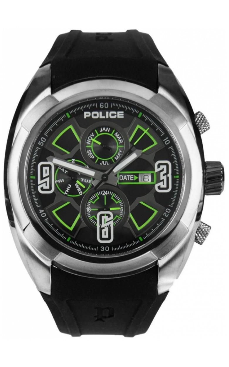 """PL-13594JSU/02_ucenka  кварцевые наручные часы Police """"Satum""""  PL-13594JSU/02_ucenka"""