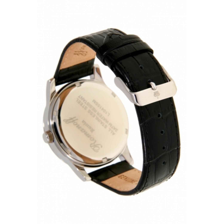 """10415G1BL российские кварцевые наручные часы Romanoff """"Классика"""" для мужчин  10415G1BL"""