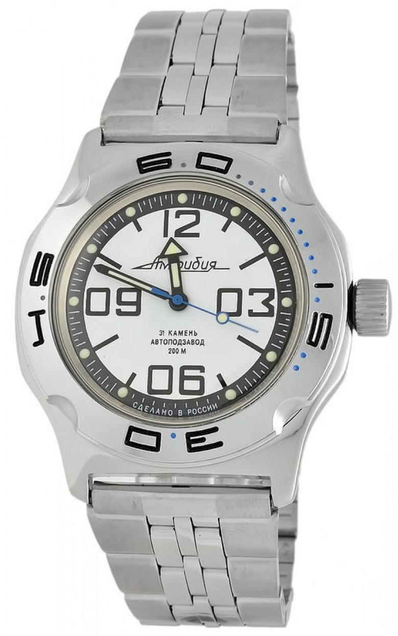 100816 российские водонепроницаемые механические наручные часы Восток