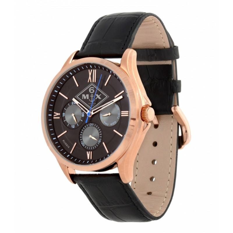 7000/1629240 российские кварцевые наручные часы Премиум-Стиль для мужчин  7000/1629240