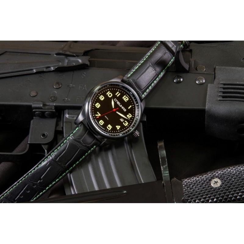 С2874329-2115-05 российские мужские кварцевые наручные часы Спецназ С2874329-2115-05