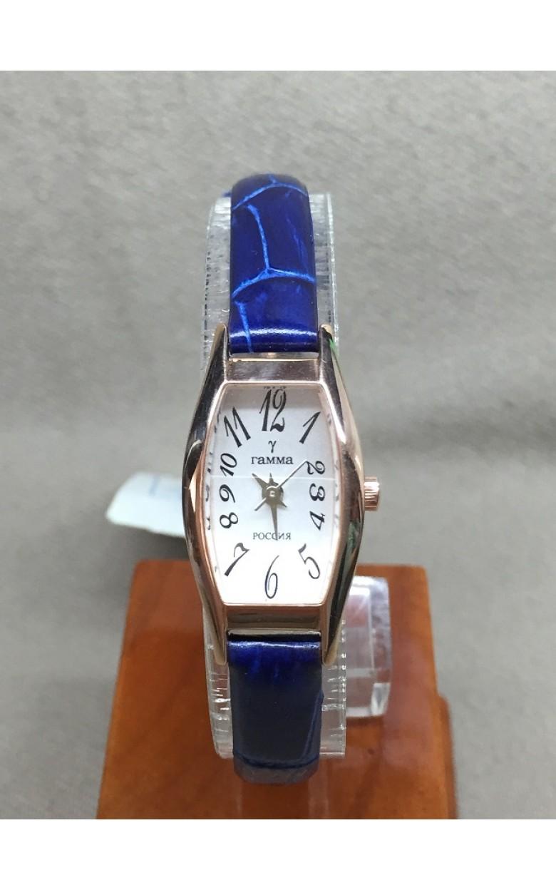 """907-10,00 Гамма часы 1Б022А """"Пенелопа"""" зол 585* 10,00гр."""