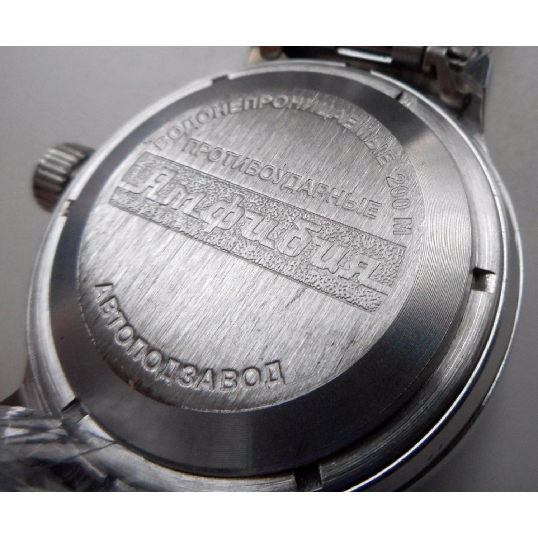 420386/2416 российские водонепроницаемые военные механические наручные часы Восток