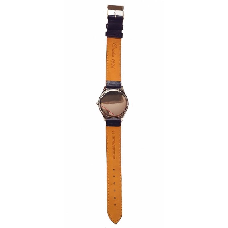 """1111526/2035 российские кварцевые наручные часы Слава """"Патриот"""" для мужчин  1111526/2035"""