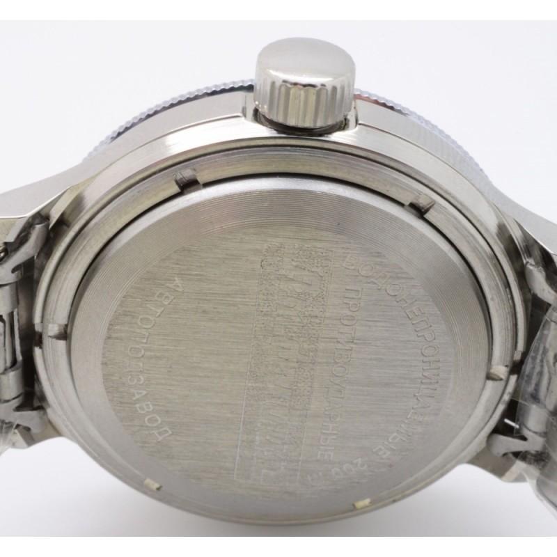 """420288/2416 российские водонепроницаемые мужские механические часы Восток """"Амфибия"""" для военных  420288/2416"""