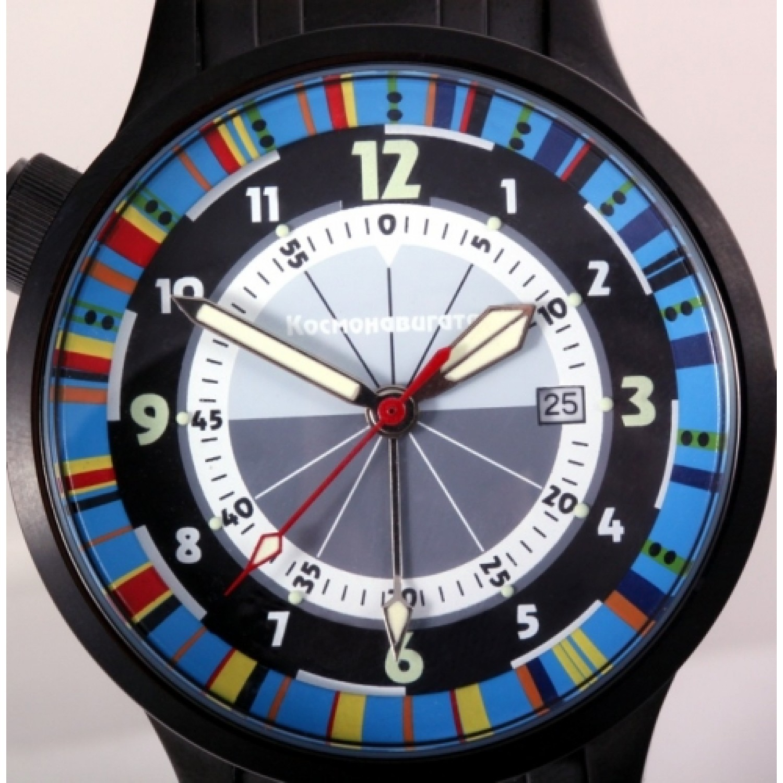 С9124153-6М17 российские мужские кварцевые наручные часы Спецназ