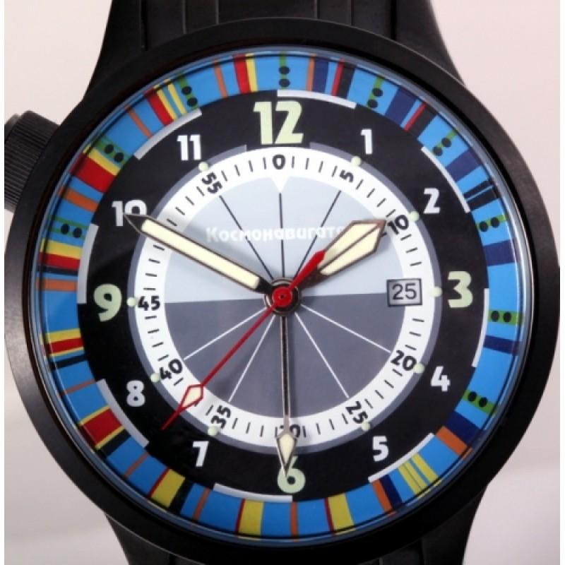 """С9124153-6М17 Часы наручные """"Спецназ""""  кварцевые """"Космонавигатор 2"""" С9124153-6М17"""