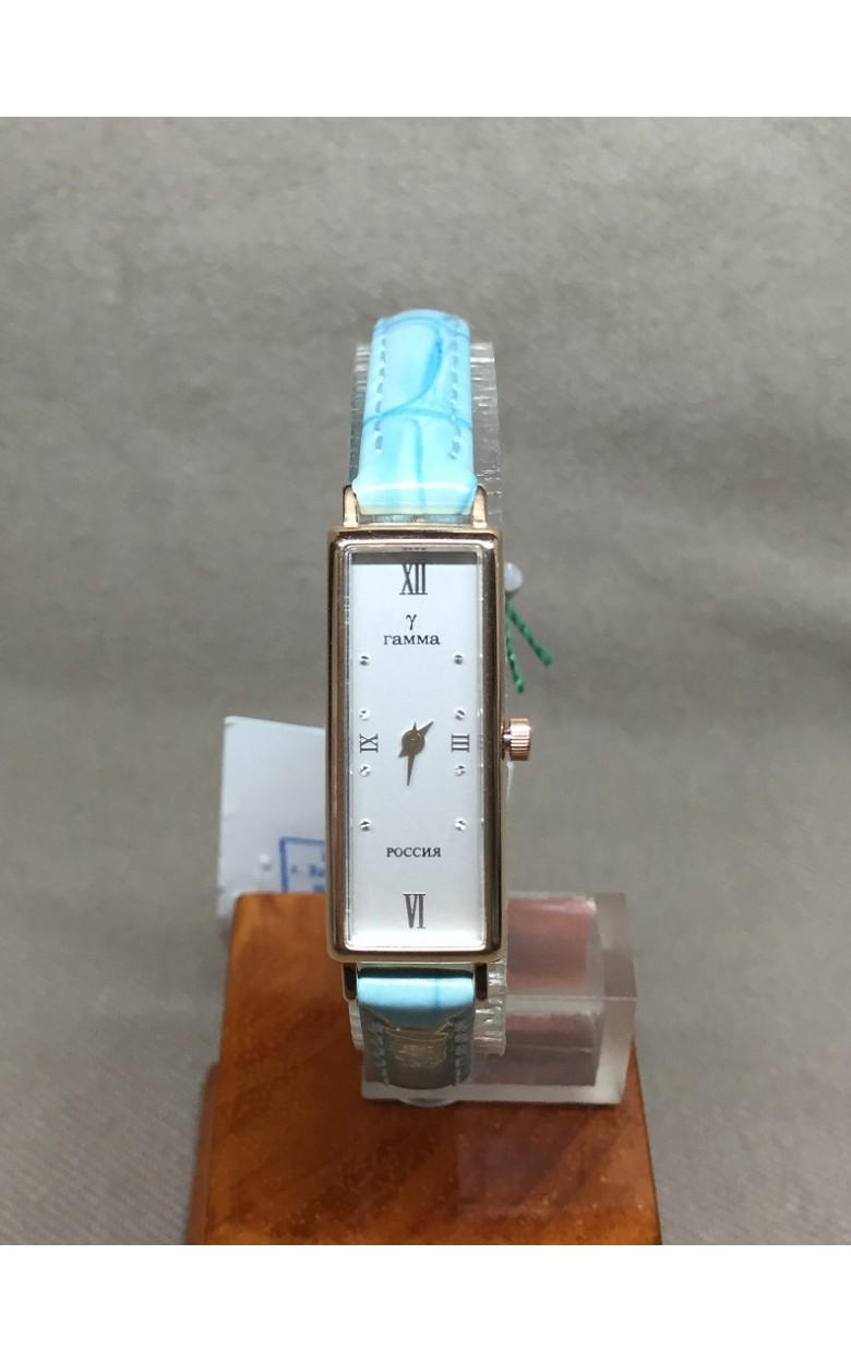 15708-4,69 Гамма часы 1П012А Аврора зол. 585* 4.69 г.