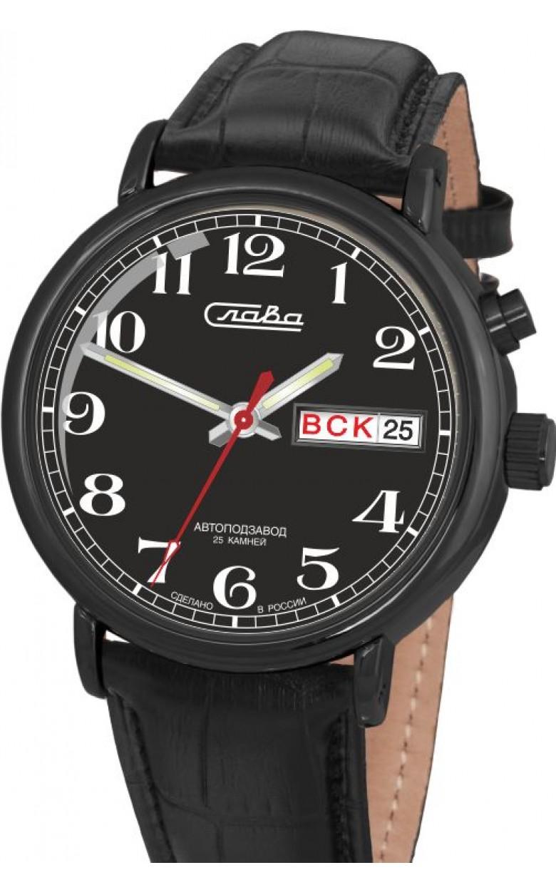 1224289/300-2427 российские мужские механические наручные часы Слава
