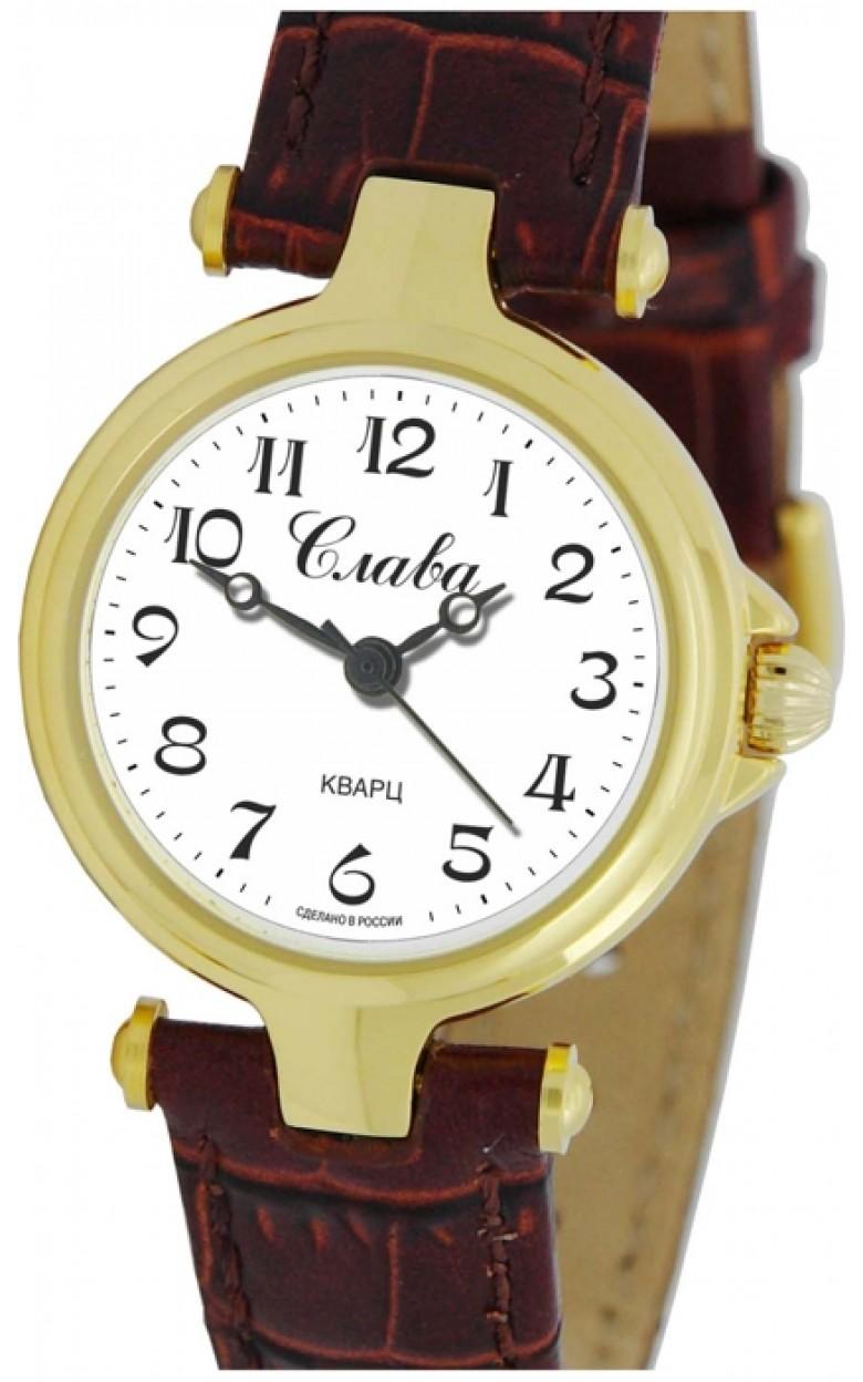 5013043/2035-000 российские кварцевые наручные часы Слава