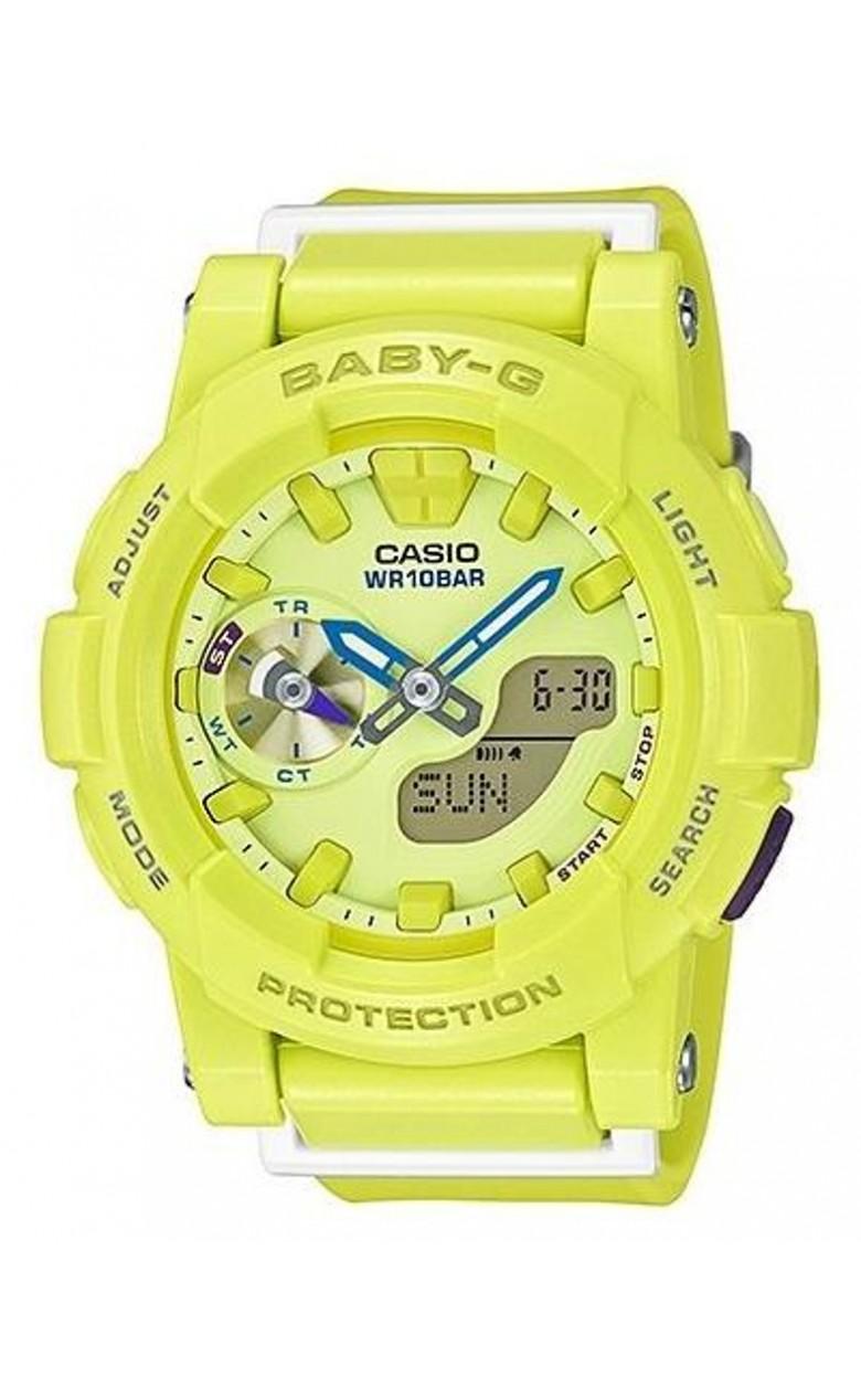 BGA-185-9A японские кварцевые наручные часы Casio