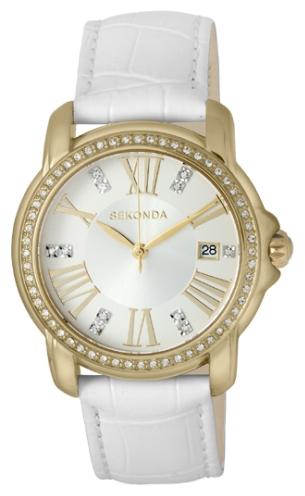 1U161/2 российские женские кварцевые наручные часы Sekonda  1U161/2