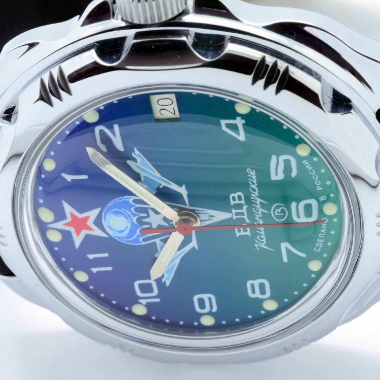 211818/2414 российские военные мужские механические часы Восток