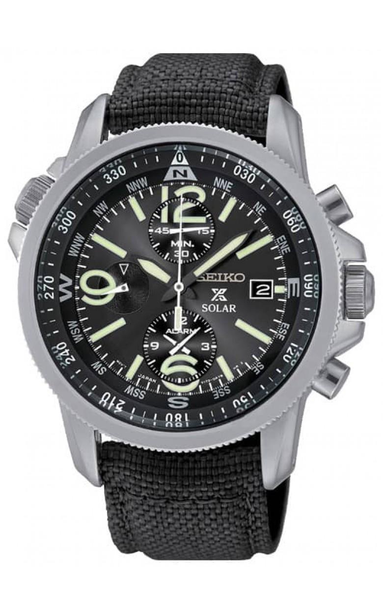 SSC293P2 японские мужские кварцевые наручные часы Seiko