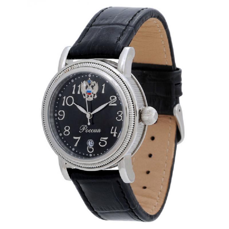 8215/5801324П российские механические наручные часы Премиум-Стиль для мужчин  8215/5801324П