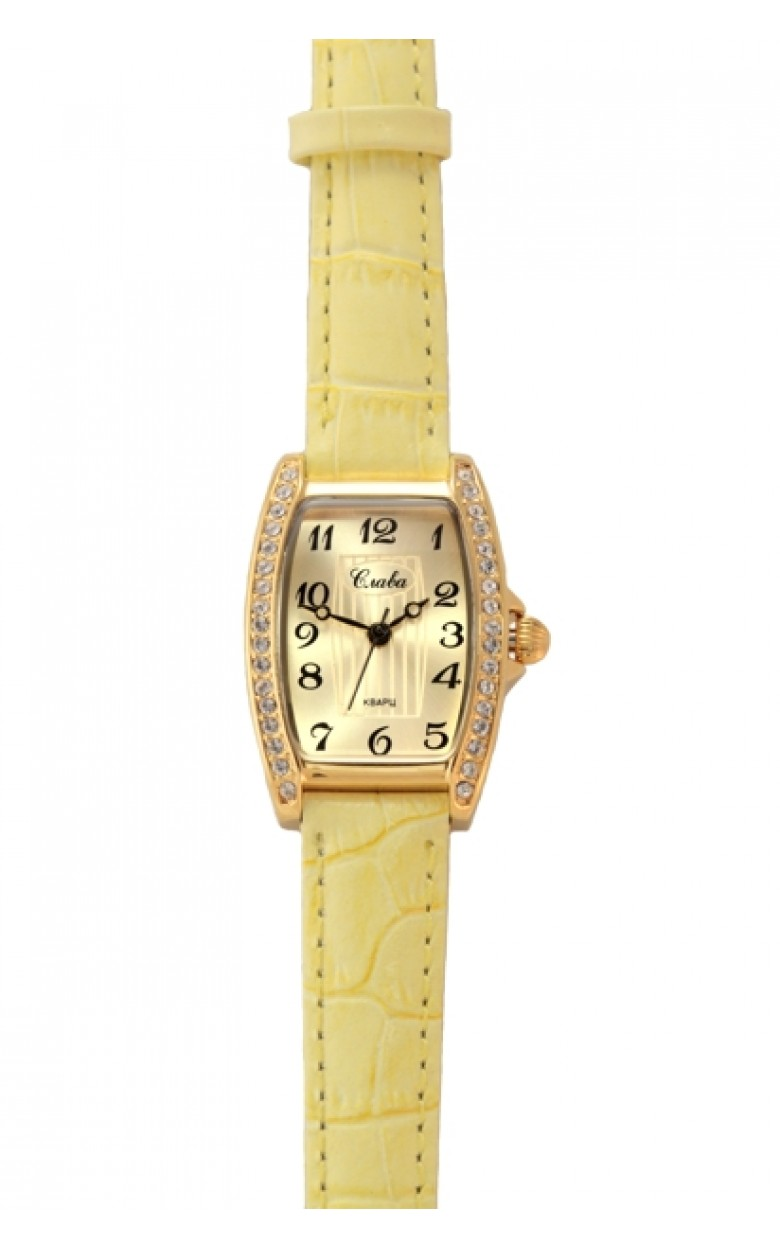 5063047/2035 российские женские кварцевые часы Слава