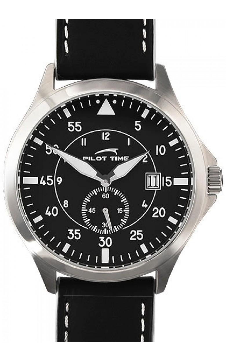 78020252 российские кварцевые наручные часы Pilot-Time