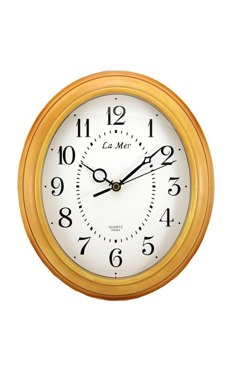 GD200 OAK Часы настенные кварцевые