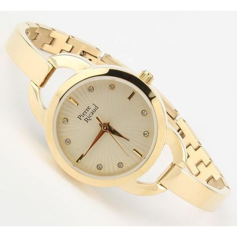 P21073.1191Q  женские кварцевые часы Pierre Ricaud  P21073.1191Q