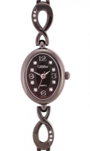 6034098/2035 российские кварцевые наручные часы Слава для женщин  6034098/2035