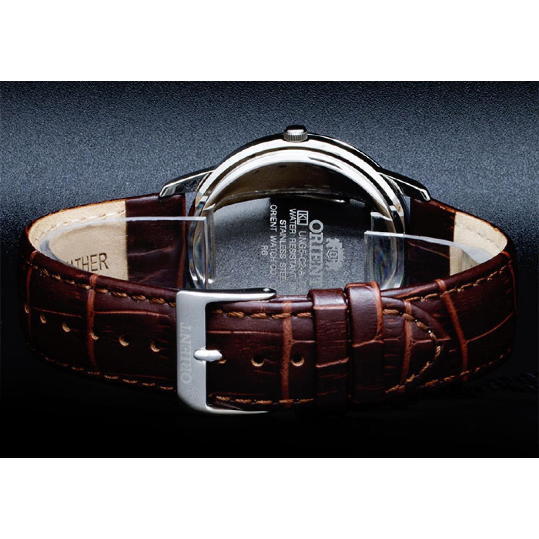 """FUNG5004W0 японские мужские кварцевые часы Orient """"Dressy""""  FUNG5004W0"""