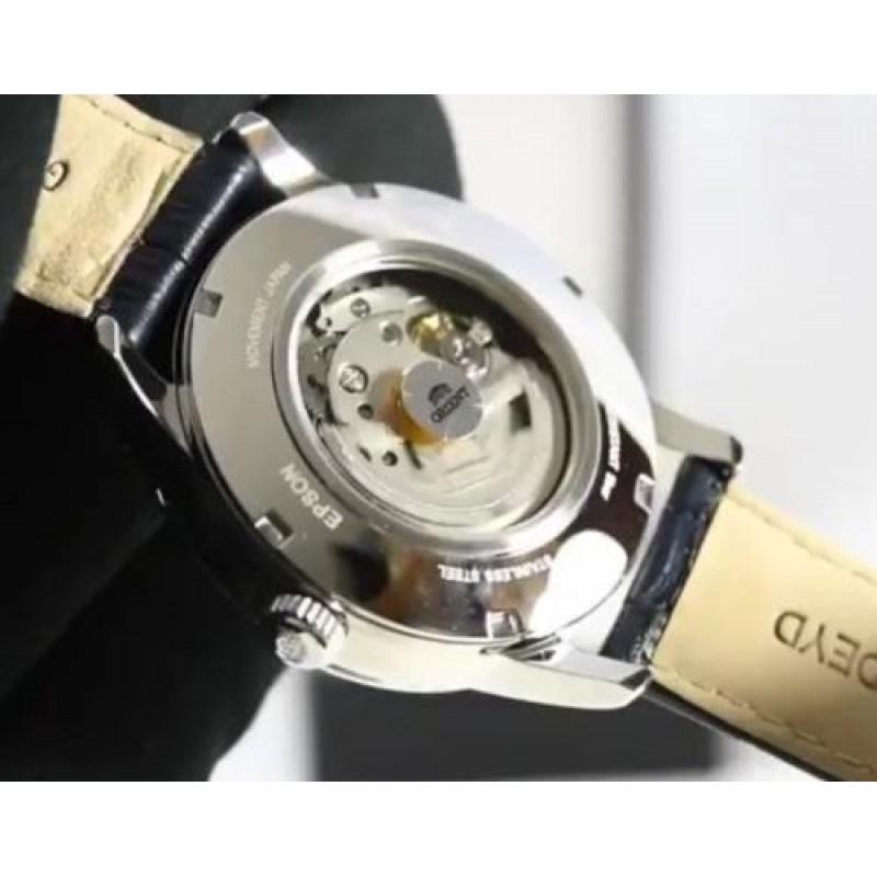 FAK00005D0 японские мужские механические наручные часы Orient