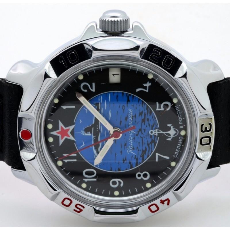 """811163/2414  механические наручные часы Восток """"Командирские""""  811163/2414"""