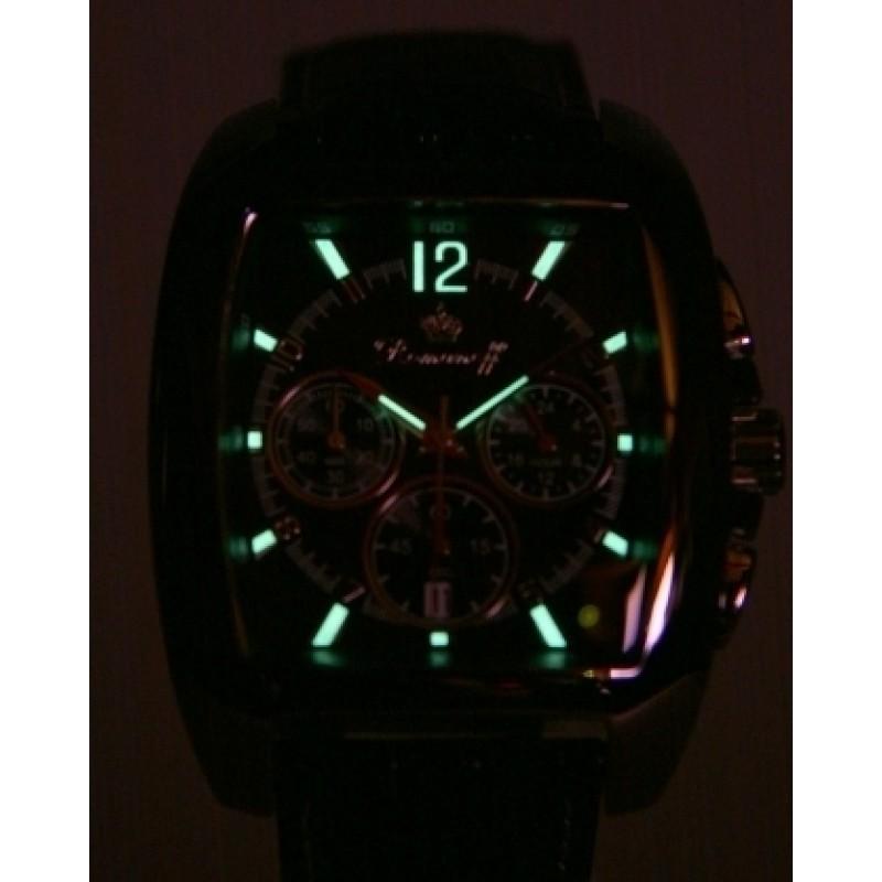 99194G3BL российские мужские кварцевые часы Romanoff  99194G3BL