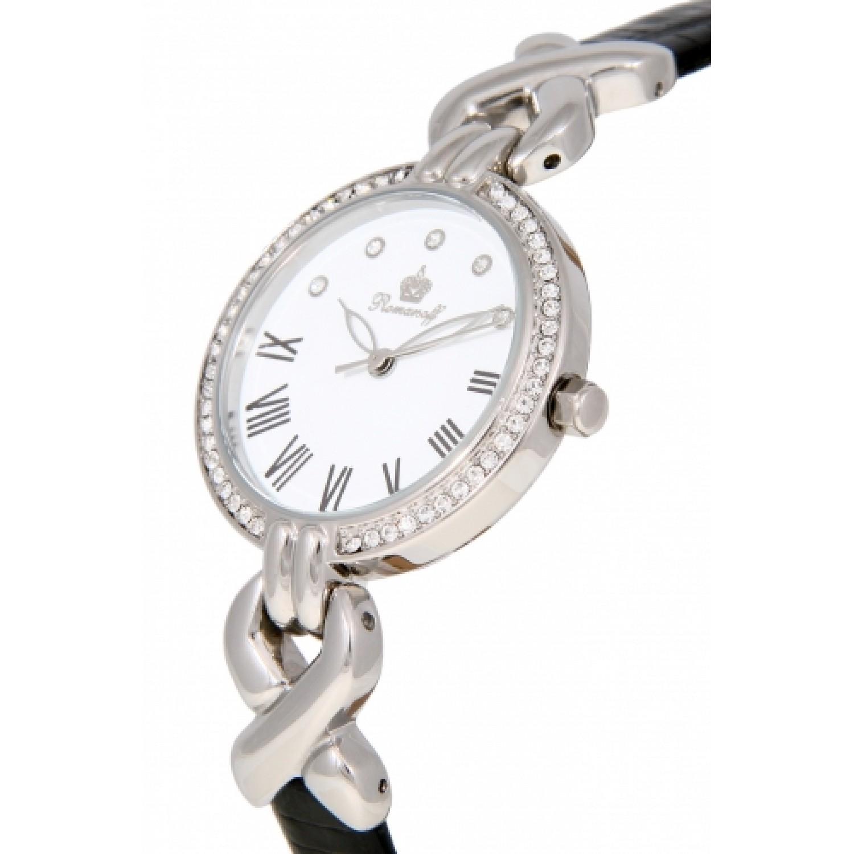"""6249G1BL российские женские кварцевые наручные часы Romanoff """"Элеганс""""  6249G1BL"""