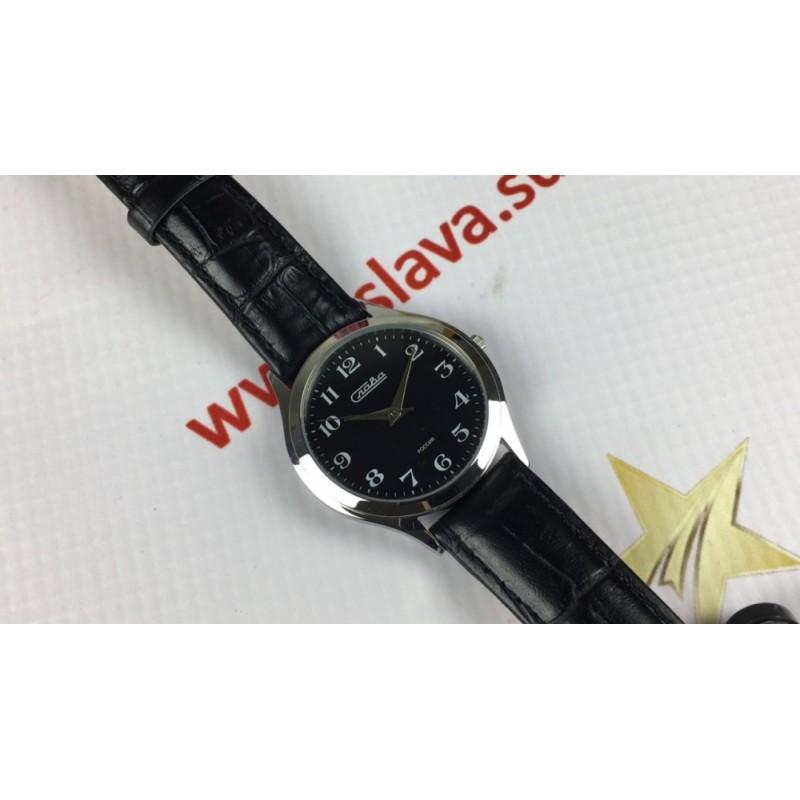 """1131448/300-2035 российские кварцевые наручные часы Слава """"Традиция"""" для мужчин  1131448/300-2035"""