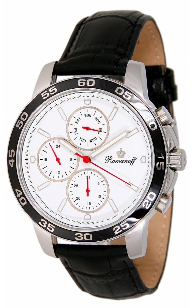 6259G1BL российские мужские кварцевые часы Romanoff