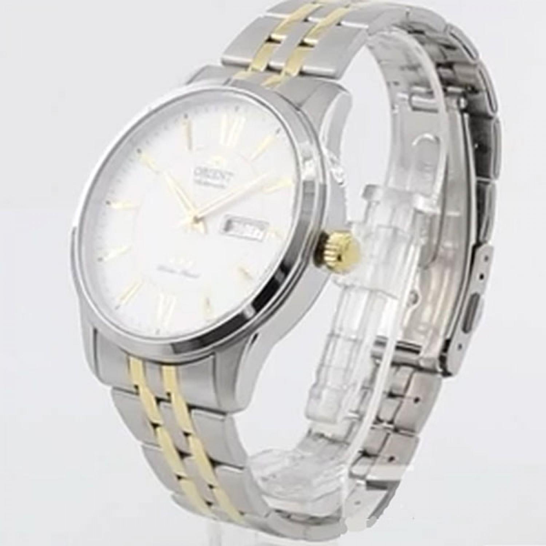 FEM7P002W9 японские мужские механические наручные часы Orient