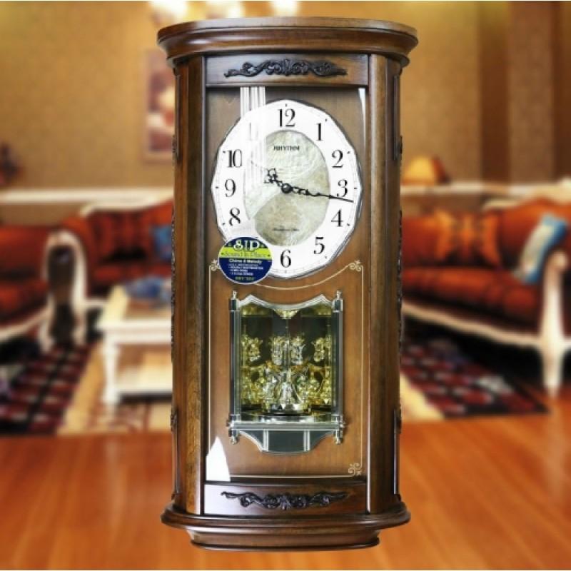 CMH737NR06 Часы RHYTHM настенные