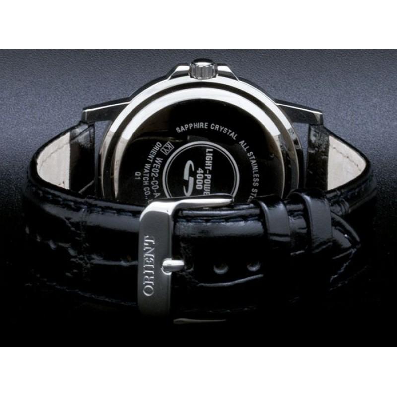 FWE02006B0  LIGHT-POWERED Часы  наручные Orient