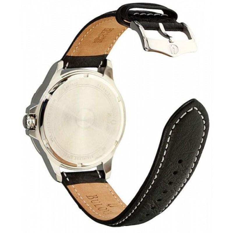 96B135 BU0016 швейцарские мужские кварцевые часы Bulova  96B135 BU0016