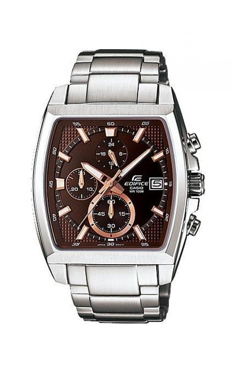 EFR-524D-5A японские мужские кварцевые часы Casio