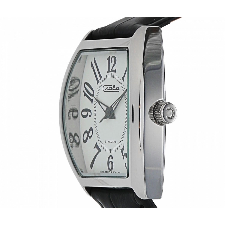 """8031157/300-2414 российские механические наручные часы Слава """"Традиция"""" для мужчин  8031157/300-2414"""
