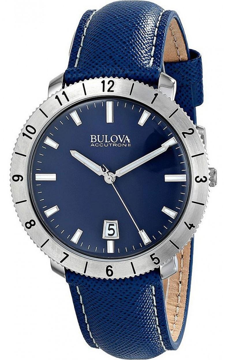 """96B204_ucenka  кварцевые наручные часы Bulova """"Accutron II""""  96B204_ucenka"""
