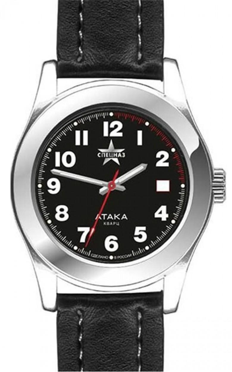 С2001278-2115-05 российские военные кварцевые наручные часы Спецназ