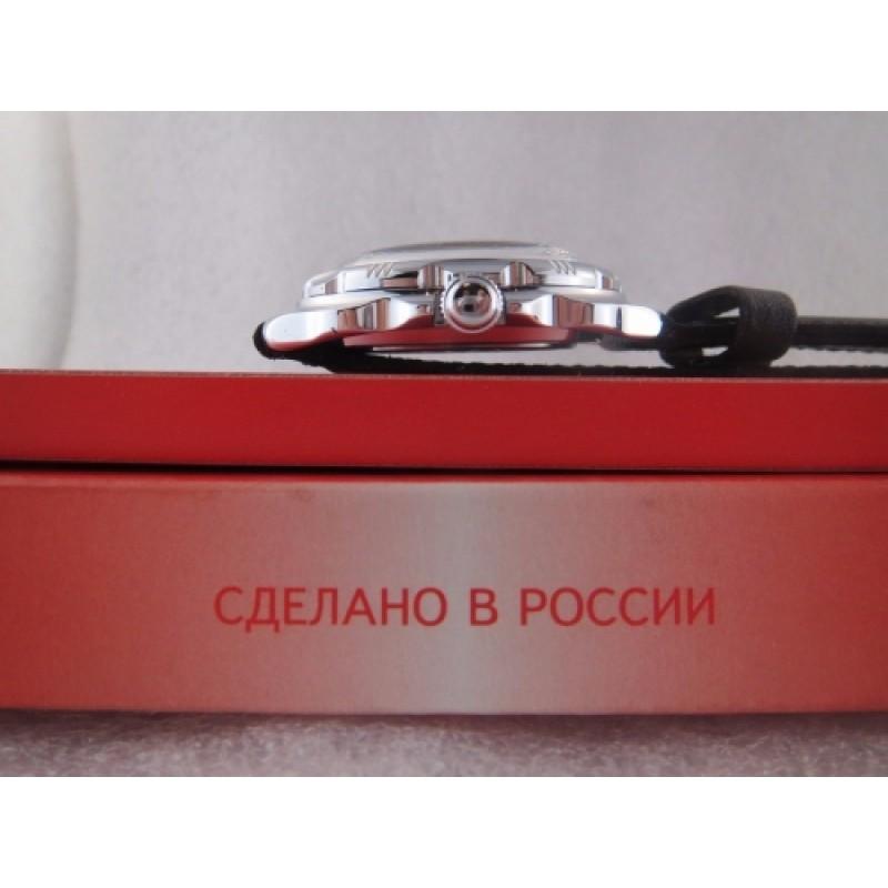 """211402/2414 российские военные механические наручные часы Восток """"Командирские"""" для мужчин  211402/2414"""