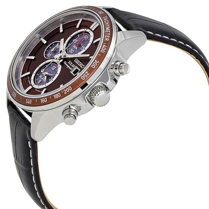 SSC503P1 японские мужские кварцевые наручные часы Seiko  SSC503P1