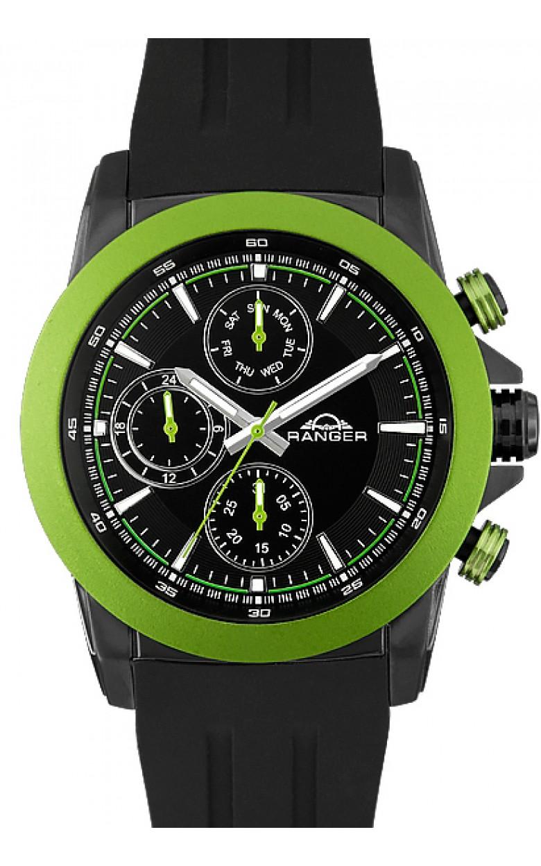 10105305 российские мужские кварцевые наручные часы Ranger  10105305