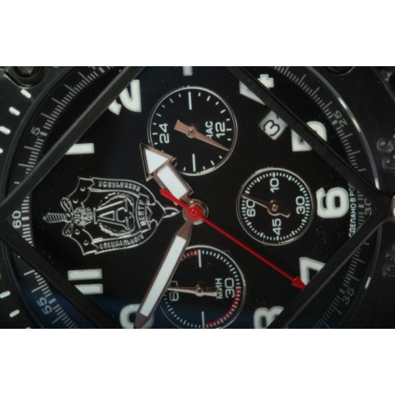 """С1304276-20 Часы наручные """"Спецназ""""  кварцевый хронограф """"Группа А"""""""